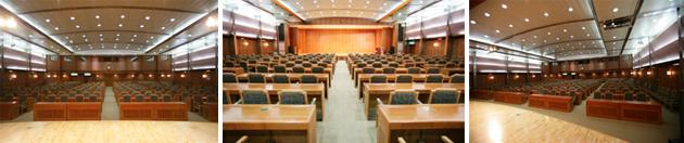 꿈꾸는컨벤션센터 내부 모습